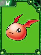 Jyarimon collectors card