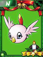 Poromon Christmas Collectors Card