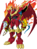ImperialSusanoomon Crimson Burst Mode
