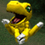 Agumon card dwdca