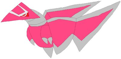 PinkMechadramon