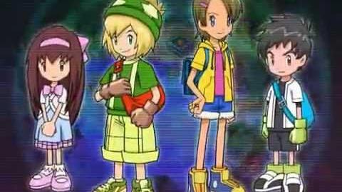 DS「デジモンストーリー ロストエボリューション」PV