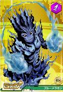 BlueMeramon Crusader card