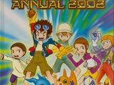 Digimon Annual 2002