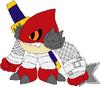 Rumble Ninjamon
