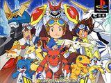 Digimon Tamers: Battle Evolution