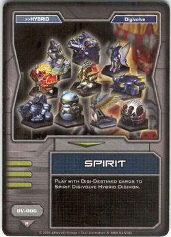 Spirit DV-006 (DC)