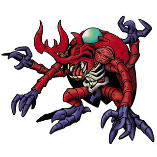Megakabuterimon Red Digimonwiki Fandom