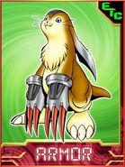 Prairiemon Collectors Armor Card