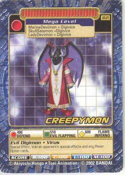 Creepymon St-171 (DB)