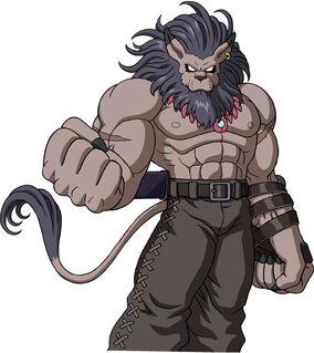 Dark Leomon (New Century) b