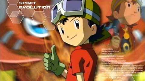 Digimon Frontier-An Endless Tale
