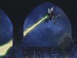 Kimeramon's Heat Viper AttackAnimation
