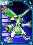 Rapidmon collectors card