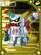 Omekamon collectors card