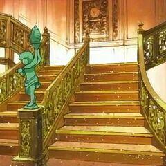 Das <b>Treppenhaus</b>