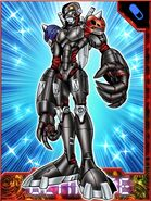 HiAndromon Collectors Ultimate Card