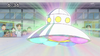 6-72 Rainbow UFO