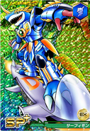 Surfymon Crusader card