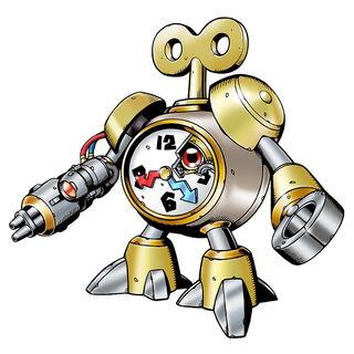 Clockmon (Fusion) b