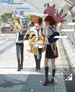 Digimon Adventure tri. Perte (Poster 02)