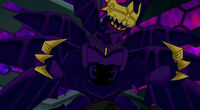 Lucemon Satan DS