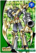 Gokumon Crusader card