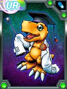 Agumon Hakase Special Collectors Card