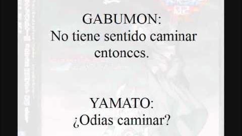 Digimon Adventure 02, Ishida Yamato tegami letter (2 9)
