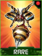Waspmon collectors card