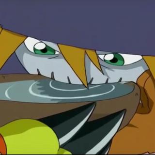 Gatomon hat Wizardmon geholfen als es ihm sehr schlecht ging…