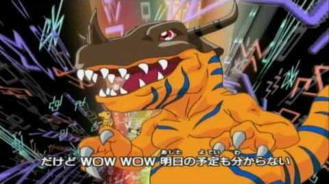 Digimon 1 opening España HD
