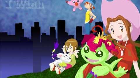 Digimon Adventure - I Wish Español Latino