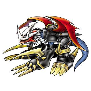 Imperialdramon Modo Dragón
