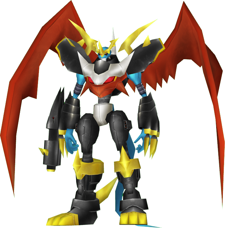 Image - Imperialdramon Fighter Mode dm.png | DigimonWiki ...