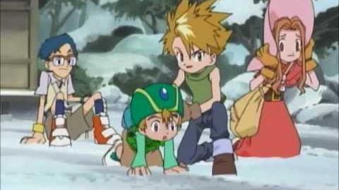 Digimon Adventure capítulo 1 (español latino)