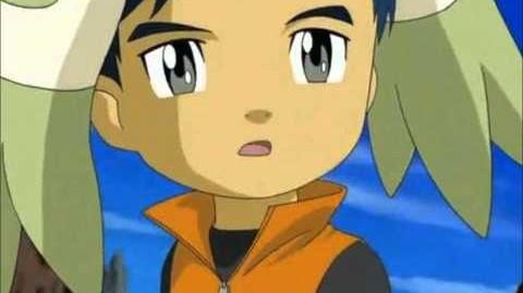 Digimon Tamers - Mirai - Henry Wong-0