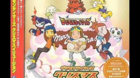 Digimon Tamers - Santamon o Sagase!!