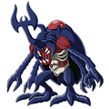 MegaKabuterimon (Azul) t