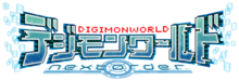 Digimon World -next 0rder- Logo