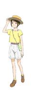 Hikari Yagami (Adventure20th)