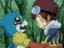 Daisuke y veemon13
