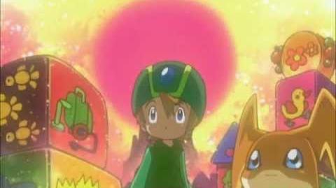 Digimon Adventure capítulo 12 (español latino)