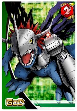 MetalGreymon (Virus) 5-779 (DCr)