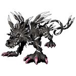 BlackGarurumon b