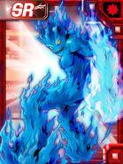 BlueMeramon ex collectors card