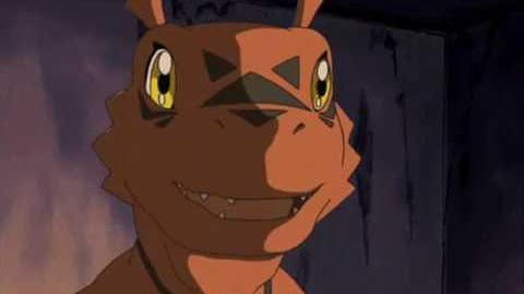 Guilmon ~ Guilmon march ~ Digimon Tamer