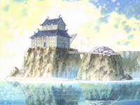 1-25 ShogunGekomon's Castle