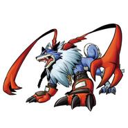 Gaogamon (Digimon Reference Book)