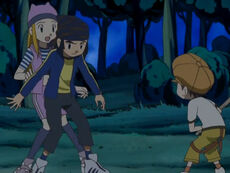 List of Digimon Frontier episodes 09